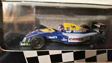 ONYX WILLIAMS RENAULT ADVERTISING FW14, N. MANSELL #5, R. PATRESE #6, 1991 1/43