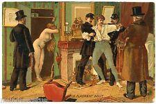 Erotique .Erotic.Adultère .Adultery. Le flagrant délit .The flagrante delicto