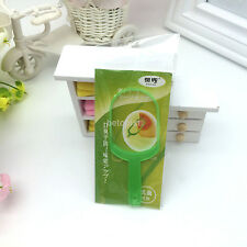 2pcs New Plastic Tongue Tounge Cleaner Scraper Brush Dental Care Oral Hygiene FR