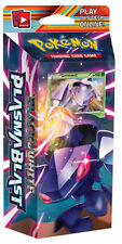 60-Card Genesect Mind Wipe Pokemon BW10 Plasma Blast Theme Deck | Holo +more
