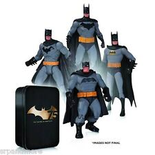 Batman 75th Anniversary Set 2 Action Figure 4-Pack-Collectibles-New in Packaging