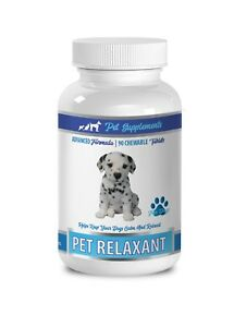 dog anxiety pills - RELAXANT FOR DOGS - chamomile dog treats