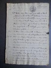 MANUSCRITO AÑO1852 FISCALES 2º Y 4º AREVALO ÁVILA LISTADO DE HEREDADES