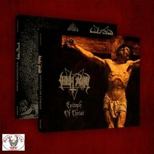 CHRIST AGONY Sacronocturn & Epitaph of Christ DOUBLE PACK 2xDIGI PACK BEHEMOTH