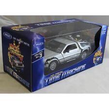 Welly TY4173 ritorno al futuro DeLorean ritorno 2 1:24 SCALA DIECAST MODELLO AUTO