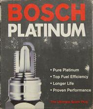 Bosch Platinum Spark Plugs #4217 Pack of 4 NOS