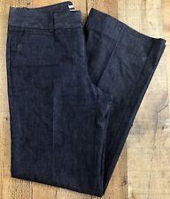 "Halogen Taylor Fit Dark Wash Full Leg Women's Jeans Size 6. 30x30x10"""