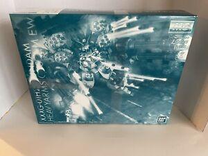 Premium Bandai MG 1/100 Heavyarms Custom GUNDAM EW Plastic Model - US Seller
