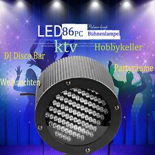 25W RGB DMX512 Wash Spot LICHT-EFFEKTE 86PC LED-BÜHNENBELEUCHTUNG Discolicht