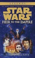 Star Wars: Heir to Empire by Timothy Zahn (Paperback, 1992)