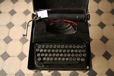 Corona Black Vintage Typewriter
