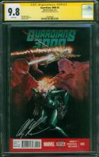 Guardians of Galaxy 5 CGC SS 9.8 Alex Ross Sign Avengers Infinity War Movie 4/15