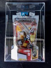 2005 Transformers AFA Cybertron Landmine Tape Sealed MISB MIB BOX