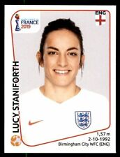 Panini FIFA World Cup 2019 France Women Sticker #263 Lucy Staniforth England