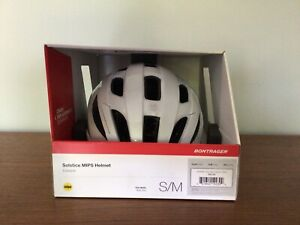 New Bontrager Solstice MIPS Helmet S/M Color Trek White