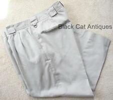 """Men's Endurable Tilley """"Give 'Em Hell"""" Pants Made in Canada Beige/Khaki Size 40"""