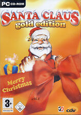 CD-ROM + Babbo Natale + Gold Edition + Merry Christmas + JUMP 'N' RUN + Natale