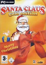 CD-ROM + Santa Claus + Gold Edition + Merry Christmas + Jump 'n' Run + Weihnacht