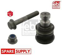 BALL JOINT FOR RENAULT FEBI BILSTEIN 45942 FITS LOWER FRONT AXLE