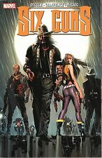 Six Guns / US Trade Paperback 2012 / Andy Diggle & Davide Gianfelice