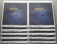 100x Lindner T-Blanko  für Briefe 802106 802 106 NEU OVP