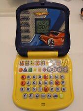 Mattel Hot Wheels Educational Learning Children's Laptop