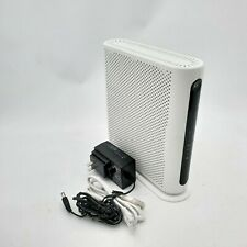 MOTOROLA MG7550 16x4 Cable Modem Plus AC1900 Dual Band Wi-Fi Gigabit Router