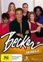 Becker : Series 5 (DVD, 3-Disc Set) NEW/SEALED