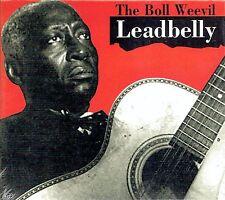 CD - LEADBELLY - The Boll Weevil
