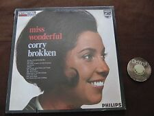 LP Corry Brokken Miss Wonderful HOLLAND 1967 | neuf dans sa boîte SEALED