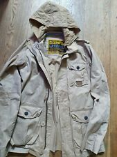 Mens Superdry Hooded Jacket Size M