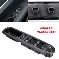 9 Pin ElectricPower Window Mirror Switch96468704XT For Peugeot 407 6D 6C 6E