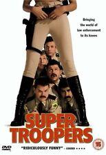 Super Troopers DVD Jay Chandrasekhar