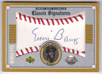 2002 Sweet Spot Classics Hawaii Signatures #SEB Ernie Banks Auto /10