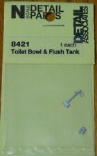 Detail Associates N #8421 Toilet Bowl & Flush Tank