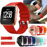 For Fitbit Versa Fitness Smart Watch Replacement Silicone Loop Strap Wrist Band
