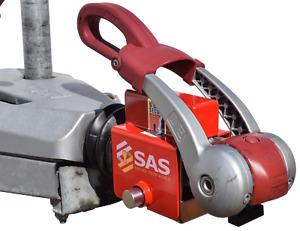 SAS Fortress 2 Gold Hitch Lock For AL-KO Stabilising Head Bailey & Swift Caravan