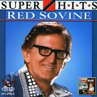 Red Sovine - Super Hits [New CD]