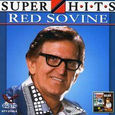 Red Sovine - Super Hits [New CD]