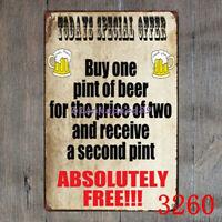 Metal Tin Sign 6th war loan  Bar Pub Home Vintage Retro Poster Cafe ART