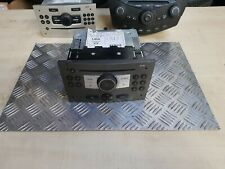 OPEL VAUXHALL ASTRA RADIO CD PLAYER CONTROL UNIT 13190856