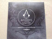 PlayStation 4 PS4 Assassins Creed Unity Soundtrack zur Bastille Edition NEU RAR