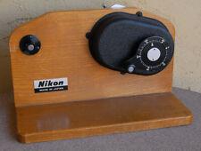 Nikon F Bulk Film Loader Winder - 250 exposure film magazine cassettes - vintage