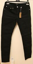 APC Petit Standard Black Jeans Size 30 Brand New with Tags Noir