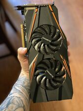 GIGABYTE NVIDIA GeForce GTX 1070 8 GB GDDR5 Graphics Card (GV-N1070WF2OC-8GD)