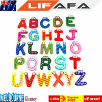 New Children Kids Teaching Learning Letters numbers Fridge Magnets Alphabets M2