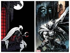2018 Marvel Moon Knight #200 Set Cover A and Finch Variant Nm