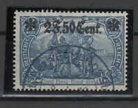 B2536/ GERMANY WWI WESTERN FRONT – MI # 12 B USED – CV 110 $