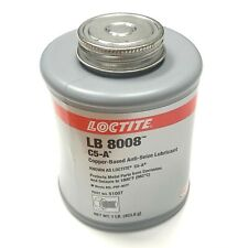 HENKEL 51007 LOCTITE LB 8008 C5-A COPPER BASED ANTI-SEIZE LUBRICANT - 1 LB CAN
