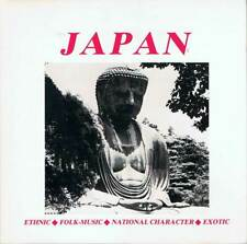 Japan - Ethnic. Folk Music. National Character. Exotic. CD. Deutsche Austrophon